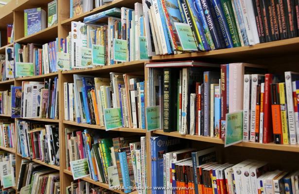 Ещедвемодельные библиотеки появятся вНижегородской области