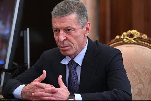 Козак заявил, чтоРоссия хочет видеть Молдавию процветающей