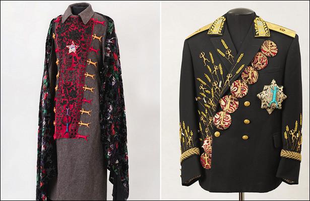 Форменное безобразие: вмузее Москвы изобретают мундиры, униформу иордена
