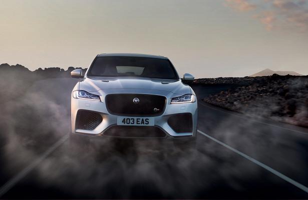 Jaguar полностью перейдет наэлектромобили до2025 года
