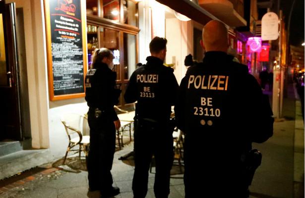 ВГермании нарушителей карантина посадят в«тюрьму»