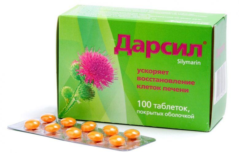 Какие таблетки для печени после запоя