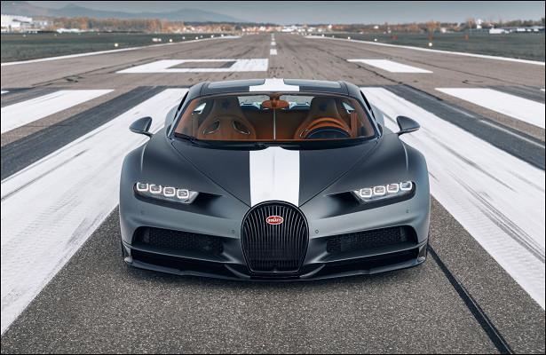 Гиперкары Bugatti могут развалиться находу