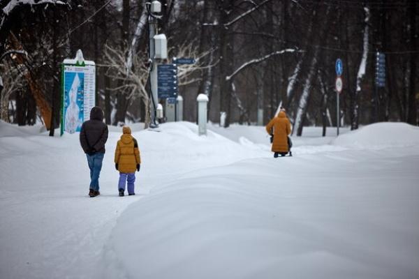 ВМоскве резко потеплеет квыходным