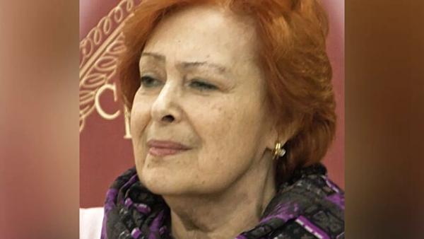 Умерла певица Алла Йошпе
