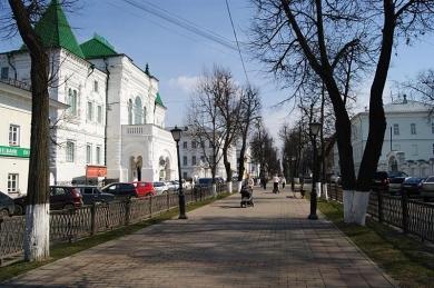 Какие улицы Костромы названы вчесть Победы?