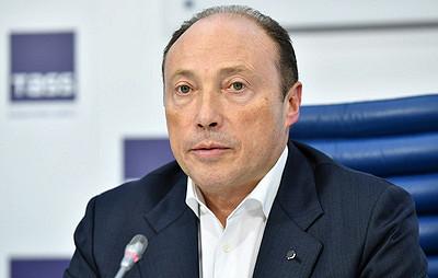 Агапитов выдвинут напост вице-президента Международной федерации тяжелой атлетики