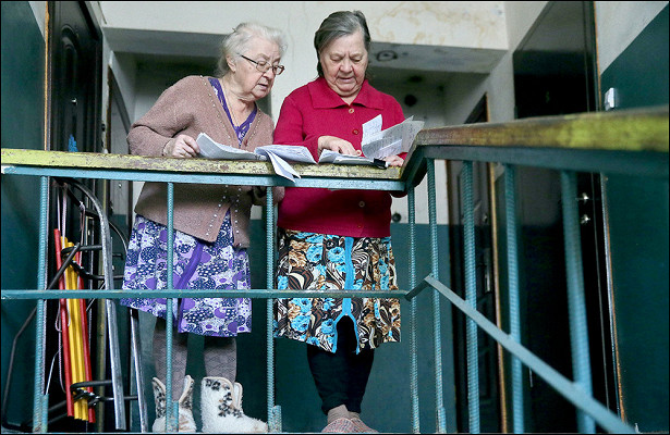 Пенсионерка-«морж» изВологды шокировала американцев фото изпроруби