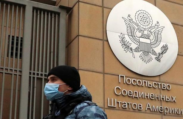 Россия заявила протест СШАзаподдержку протестных акций