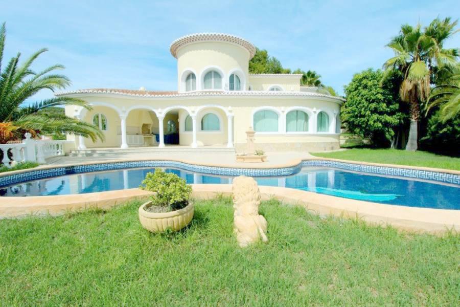 Недвижимость испания виллы