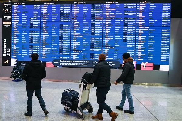 Вомском аэропорту появился рейс впрошлое