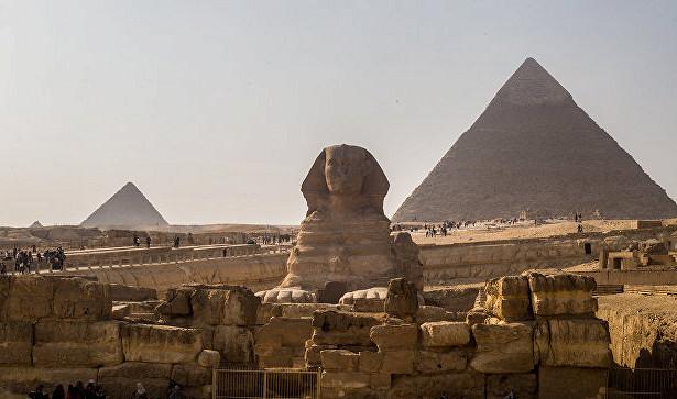 Жизнь втени пирамид Древнего Египта