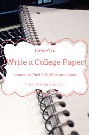 College paper ideas