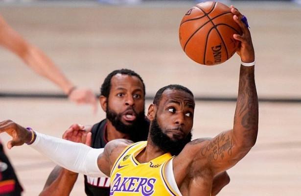 Леброн Джеймс— офинале НБА: «Этошахматная партия»