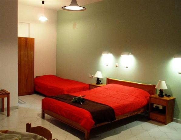 1 комнатная квартира в Линдос