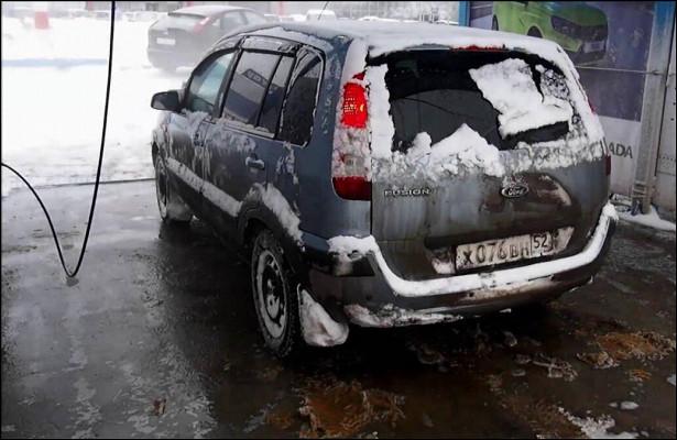 Зима: какчасто нужно мыть автомобиль?