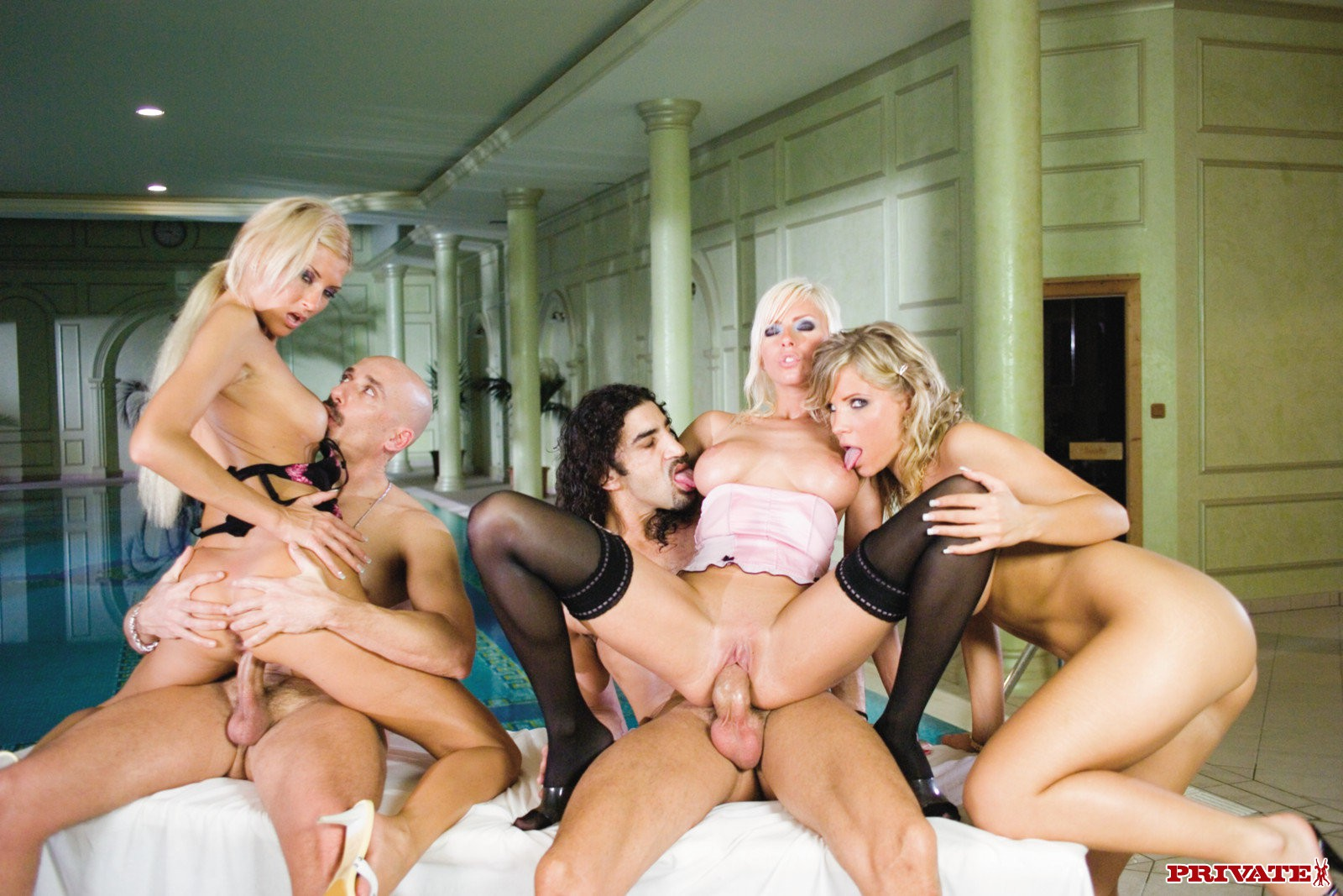 Hookups free orgy video gallery — 12