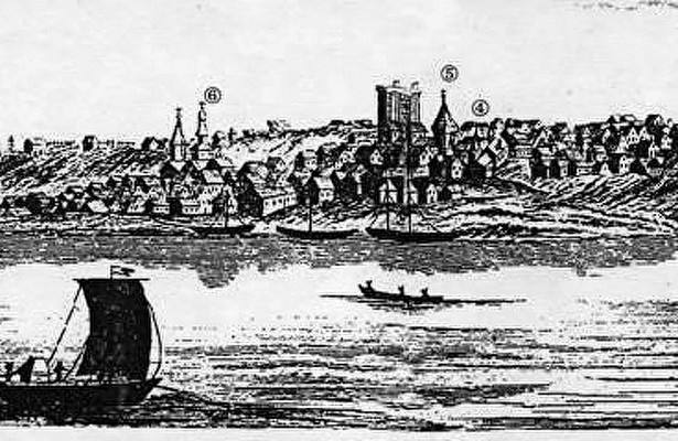 Ученые выяснили, каквыглядела Самара XVIII века