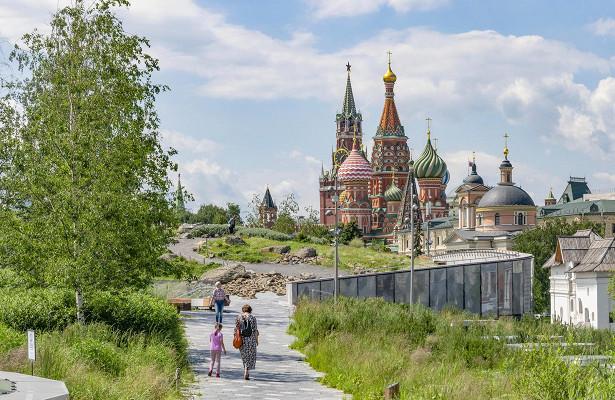 Москва поднялась начетвертое место врейтинге TheWorld's100Best Cities