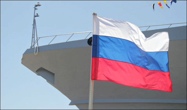 Корабль «Грайворон» пополнит ряды Черноморского флота