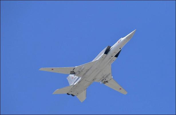Ту-22М3 провел стрельбы «убийцами авианосцев»