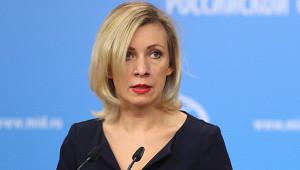 Захарова ответила напризыв Германии обРФ