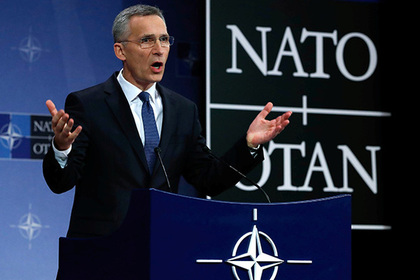НАТО встал насторону Лондона