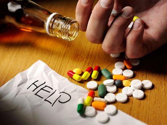 Таблетки есть от алкоголизма