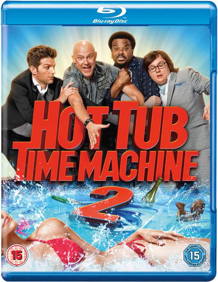 Hot Tub Time Machine - Film Complet en streaming HD
