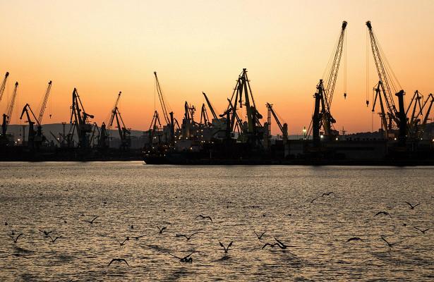 Новороссийский порт оштрафовали завред Черному морю
