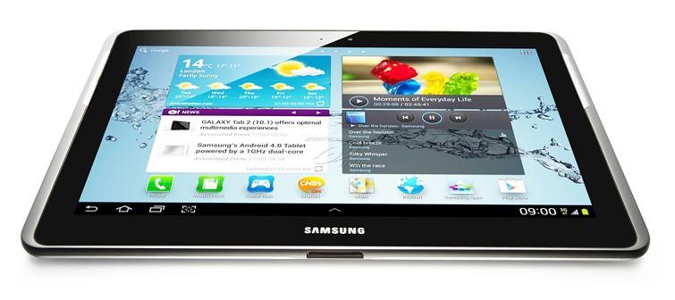 Instructions samsung tablet