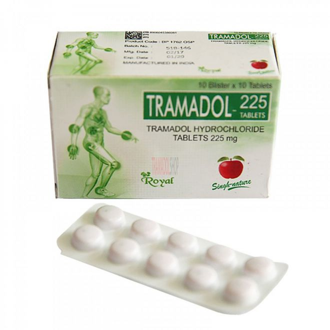 Tramadol mg tablet
