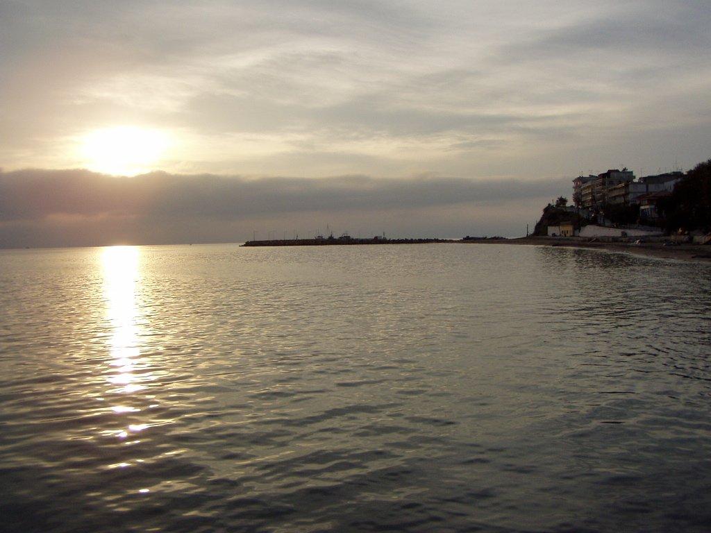 Участок в остров Калликратия