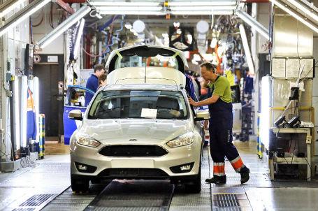 Ford Focus— самый распространенный вМоскве автомобиль