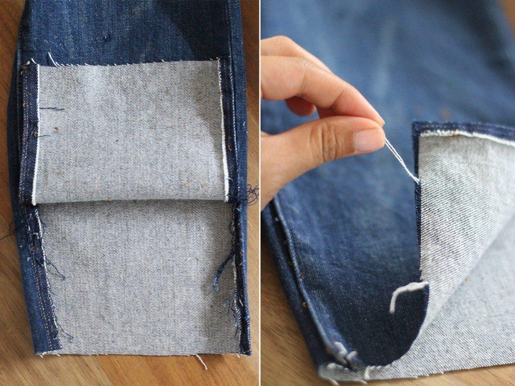 как шить юбки- брюки