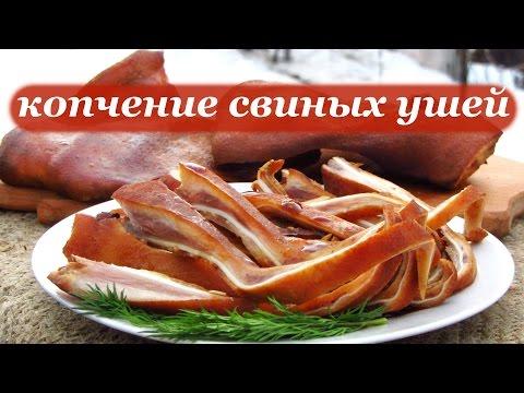 Свинина копченая в коптильне быстрый рецепт