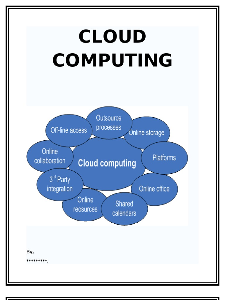 Cloud computing research paper youtube (writing