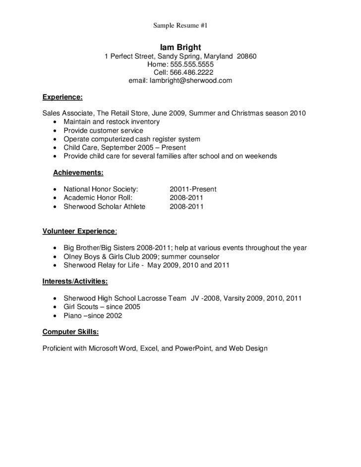 Scholarship Application Essay Example - EMCC