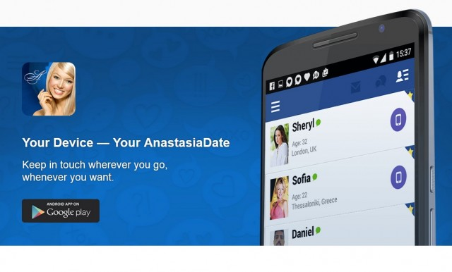 Love Cupid Dating - Anastasia - Android app on AppBrain