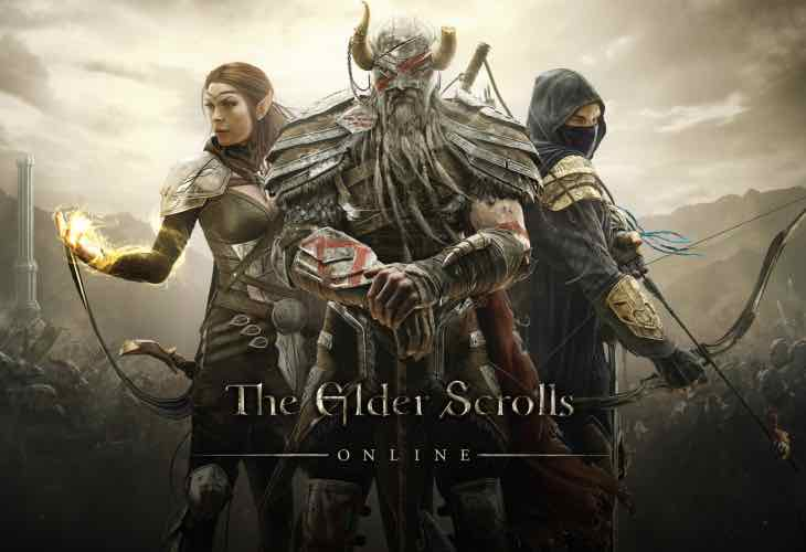 The Elder Scrolls Online: Tamriel Unlimited Game - PS4