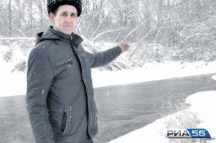 Житель Асекеевского района спас тонущих детей, провалившихся подлед