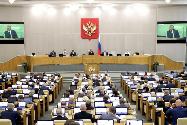Госдума приняла закон поналоговому контролю заценами