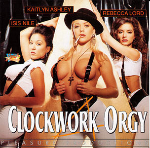 Watch a clockwork orgy school girl