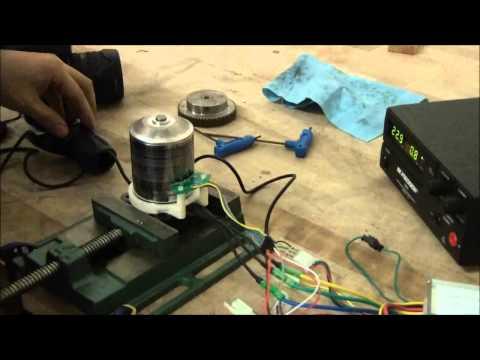 New single chip hall sensor for three phase brushless motor control
