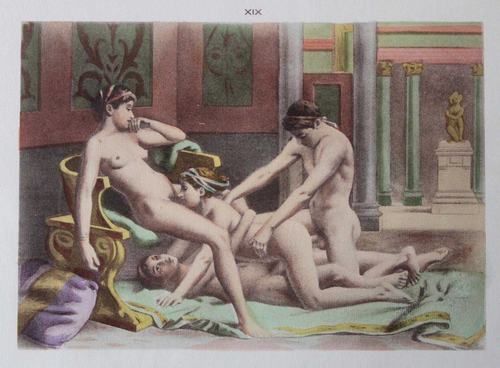 Геи в 19 веке подевалась утонченная
