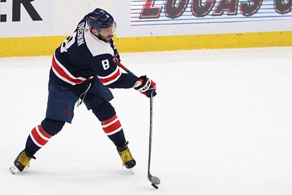 Овечкин забросил победную шайбу вматче НХЛ