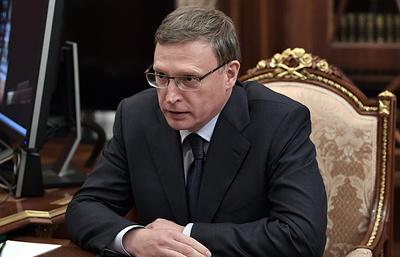 Биография врио губернатора Омской области Александра Буркова