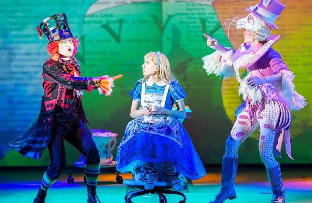 ВМосковский театр мюзикла возвращаются «Чудеса икуралесы»