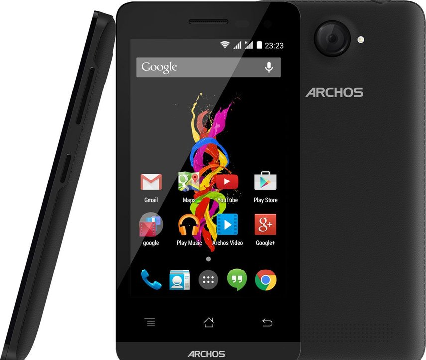 Archos 40d titanium manual