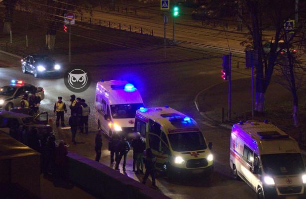 Двое человек пострадали вночном ДТПвПензе
